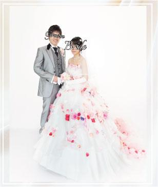 結婚写真。フォトプラン